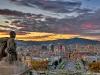západ slunce v Barceloně,  MorBCN