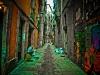 ulice Barcelony, opti mystic