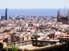 výhled na Barcelonu z Parc Güell, Davic